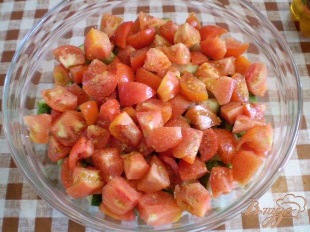 "Салат ""Селянка"" с картофелем"