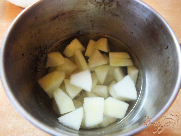 Сырники тушеные в грушевом сиропе