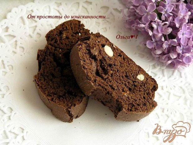Шоколадные бискотти с Бэйлис
