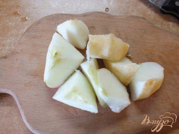 Белый щербет трио: груша, яблоко, виноград