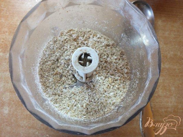Хлебцы из орехово-овсяной муки