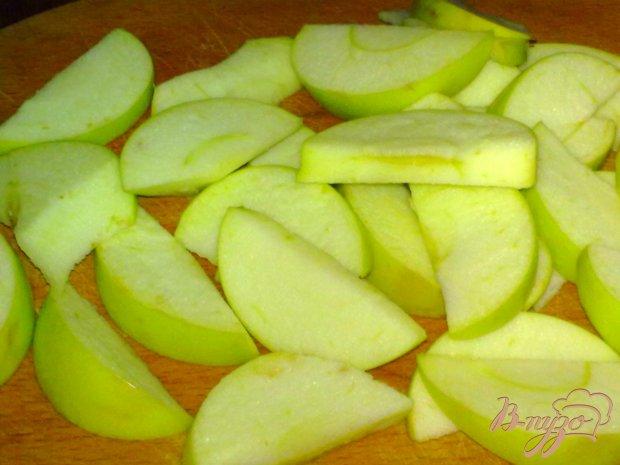 Компот из яблок, облепихи, слив