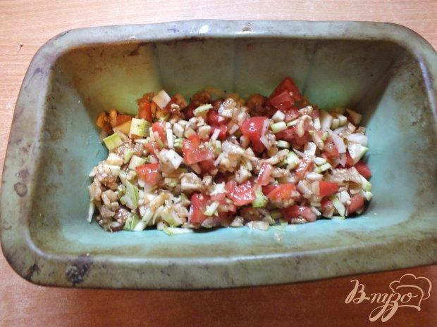 Овощная икра в духовке