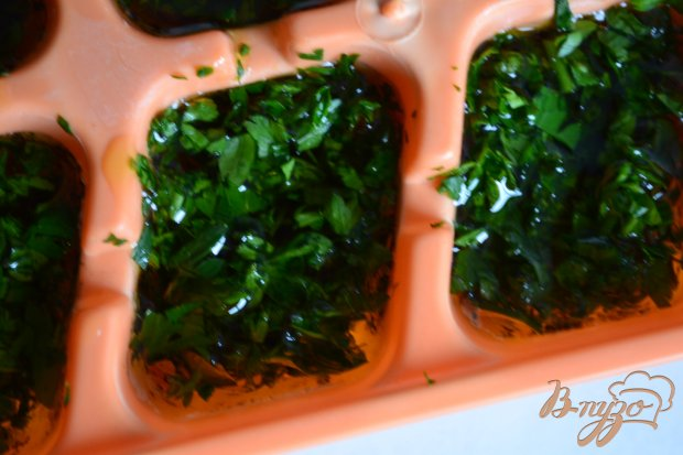 Петрушечное масло (заготовка )