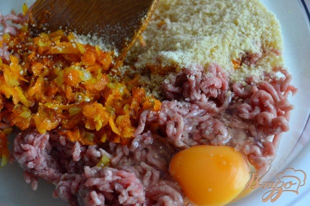Котлетки с тыквой и сырной начинкой