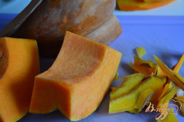 Десерт из тыквы  с орехами