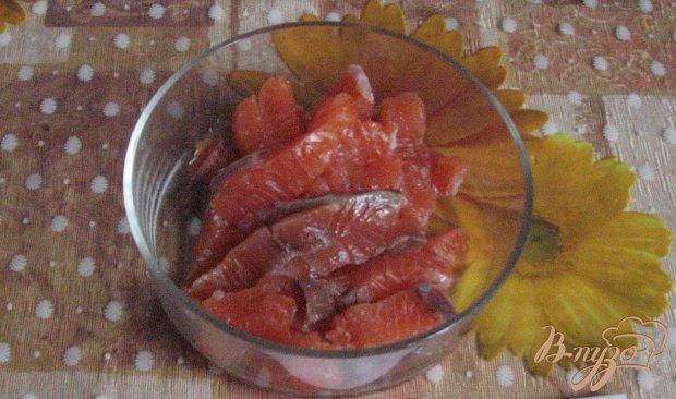 Экспресс Ролы с лососем