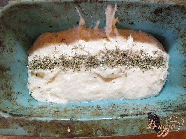 Розмариновый хлеб на сухих дрожжах