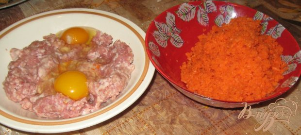 Крокеты Морковные ёжики