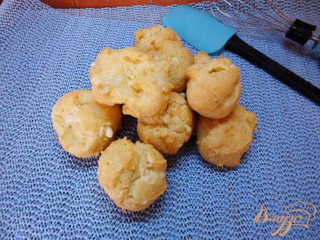 Рецепт Эклеры с двумя видами заварного крема