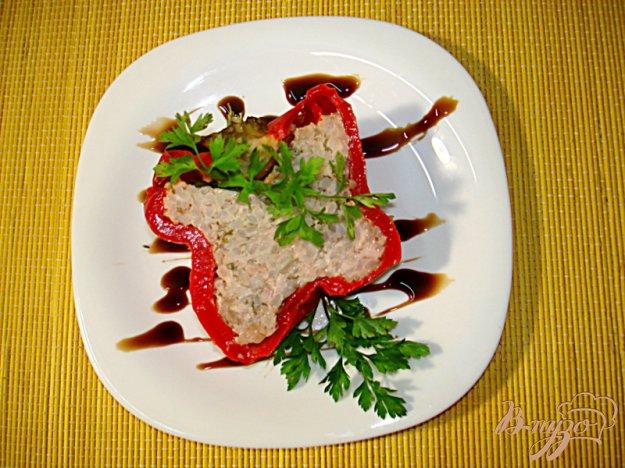 Рецепт Перец фаршированный, запеченный