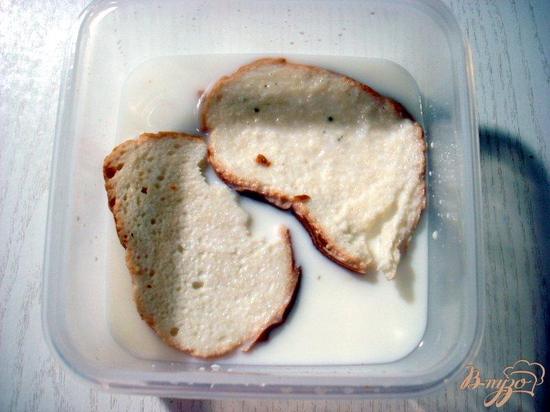 Фото приготовление рецепта: Котлеты из сериолы шаг №6