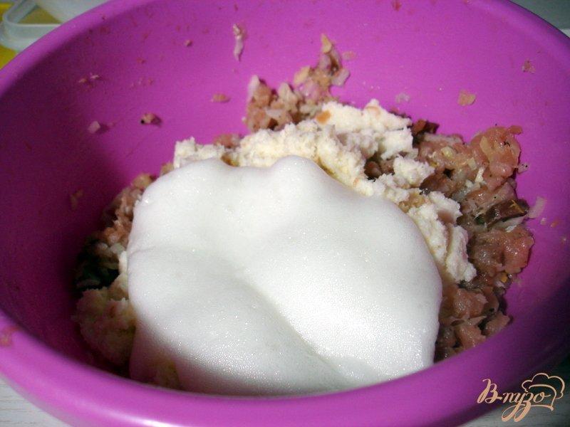 Фото приготовление рецепта: Котлеты из сериолы шаг №8