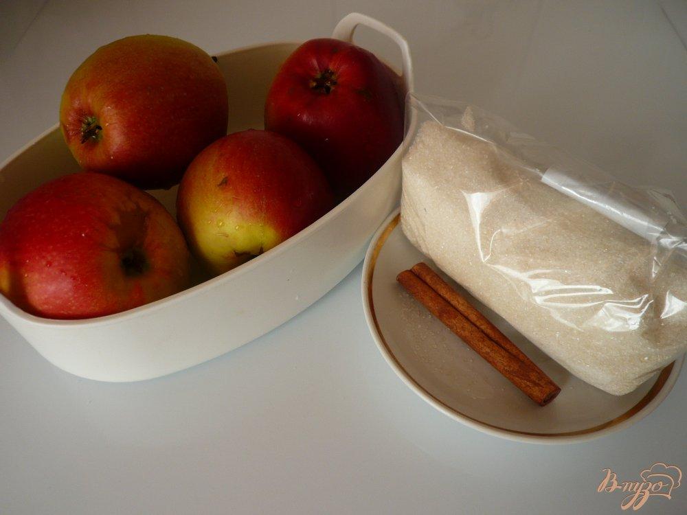 Фото приготовление рецепта: Яблочное варенье на зиму шаг №1