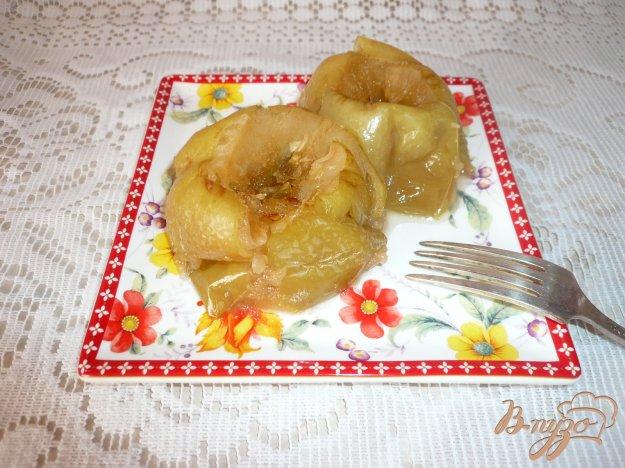 Рецепт Яблоки, запеченные в мультиварке