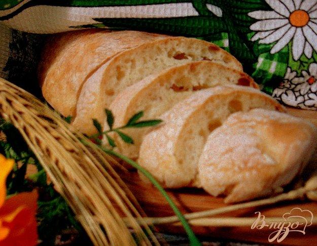 фото рецепта: Хлеб на йогурте (без замеса)