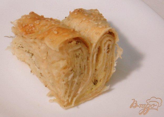 Рецепт Рулет из лаваша запеченный