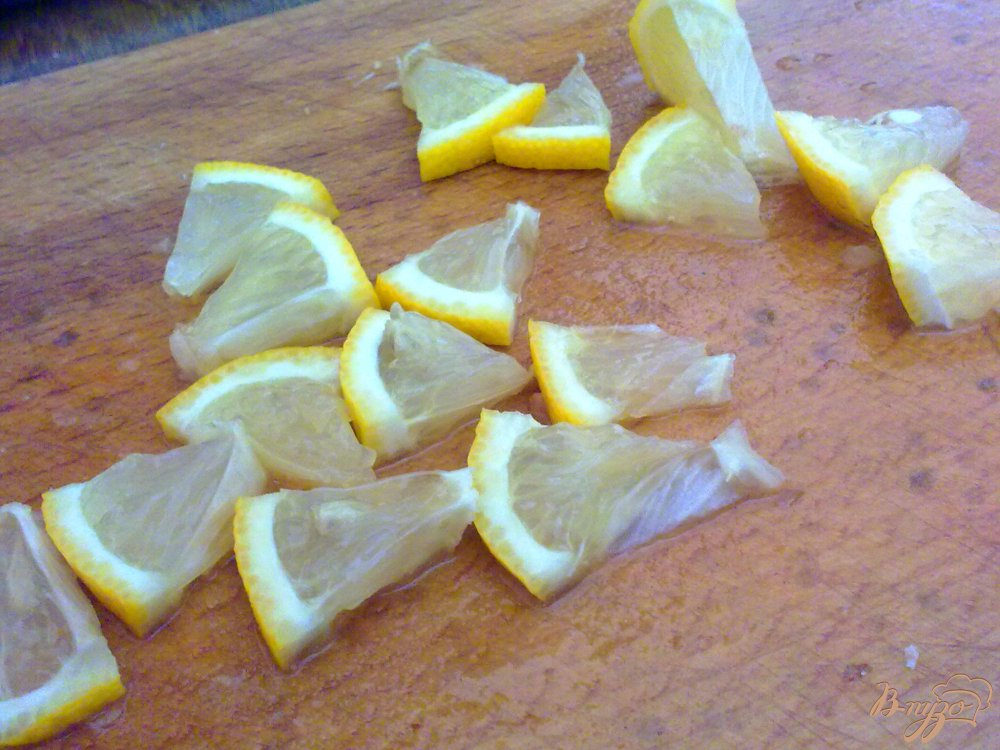 Фото приготовление рецепта: Компот из груш и кизила шаг №2