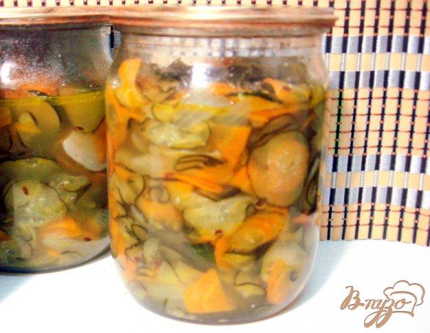 фото рецепта: Салат из огурцов