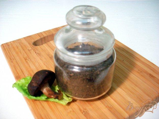Рецепт Грибной порошок