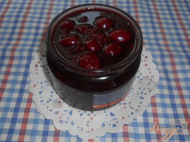 Рецепт Варенье вишневое, с ароматом кофе и какао