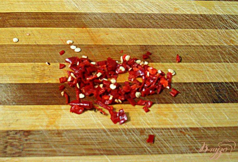 Фото приготовление рецепта: Восточная баклажанная икра шаг №12
