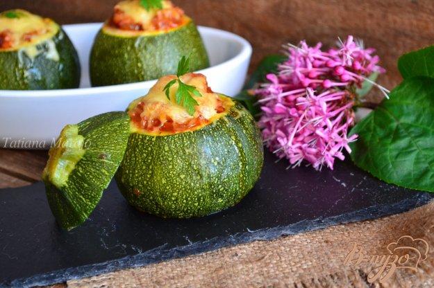 фото рецепта: Фаршированные кабачки