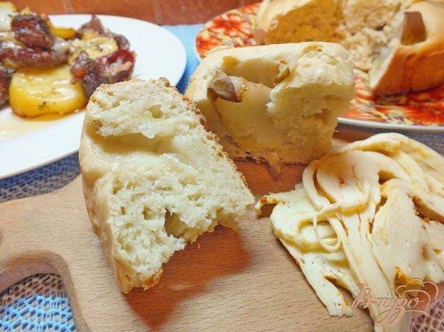 Рецепт Хлеб с грушами