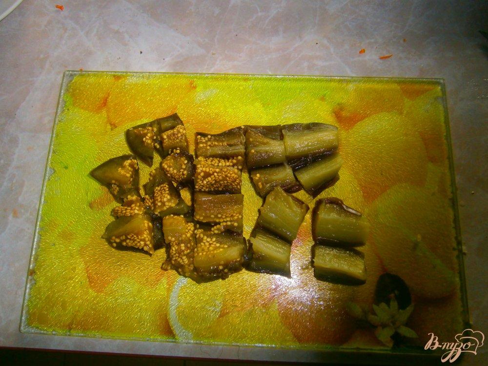 Фото приготовление рецепта: Синие по корейски шаг №2