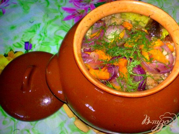 Свинина в горшочке-пошаговый рецепт с фото