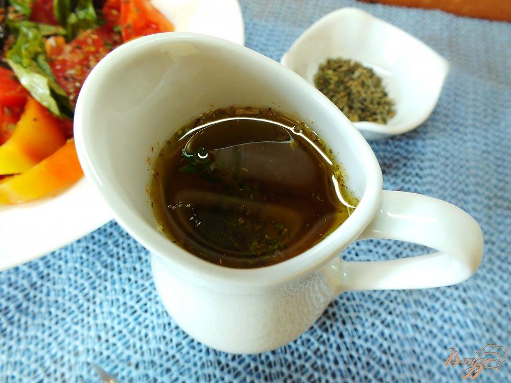 Фото приготовление рецепта: Розмариновый соус-закуска к итальянским блюдам шаг №10
