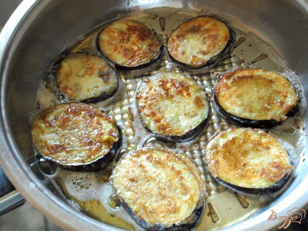 Фото приготовление рецепта: Баклажаны по-восточному шаг №4