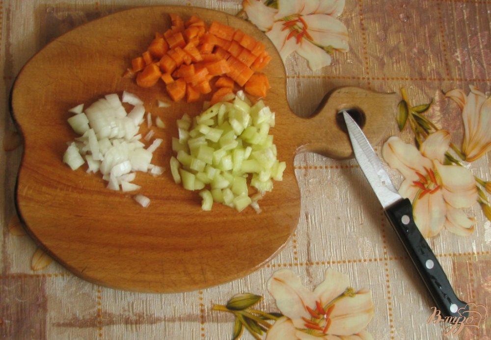 Фото приготовление рецепта: Гороховый суп с копченостями шаг №1