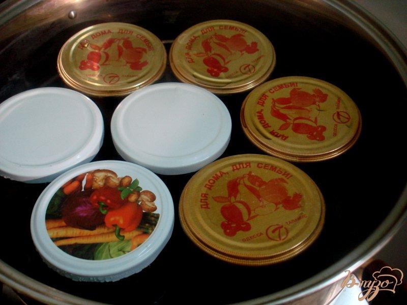 Фото приготовление рецепта: Борщевая заправка и борщ на ней шаг №6