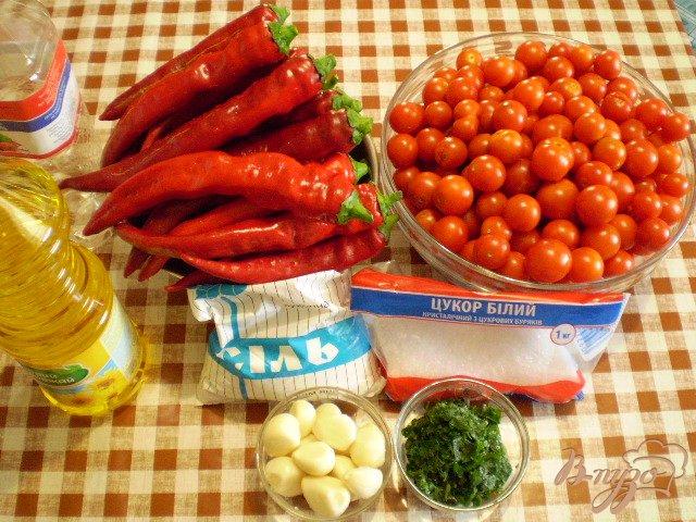 перец в томате с чесноком на зиму рецепты с фото