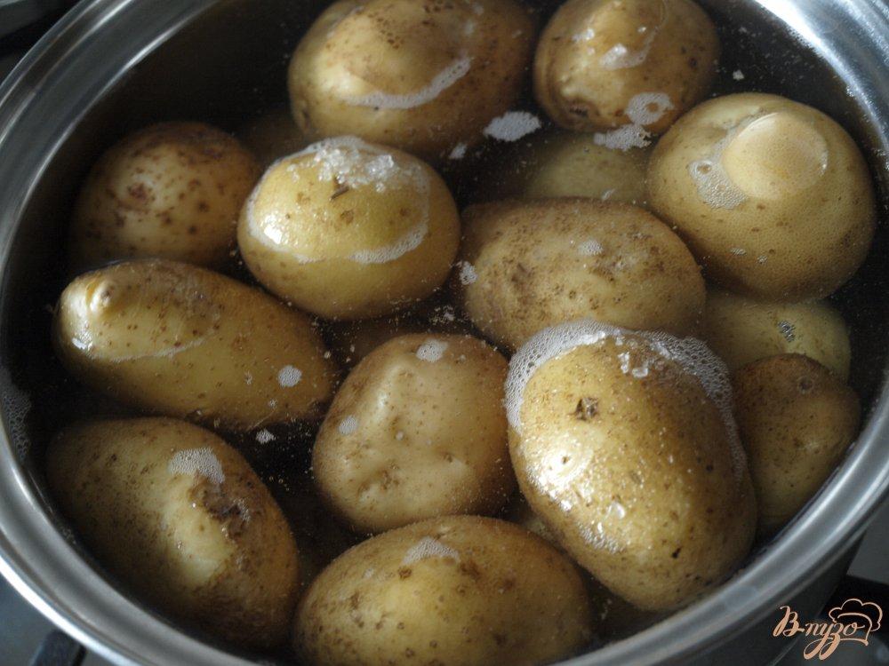 Фото приготовление рецепта: Канарский острый соус – mojo picon шаг №4