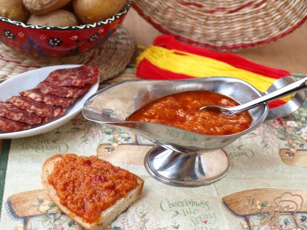 Рецепт Канарский острый соус – mojo picon