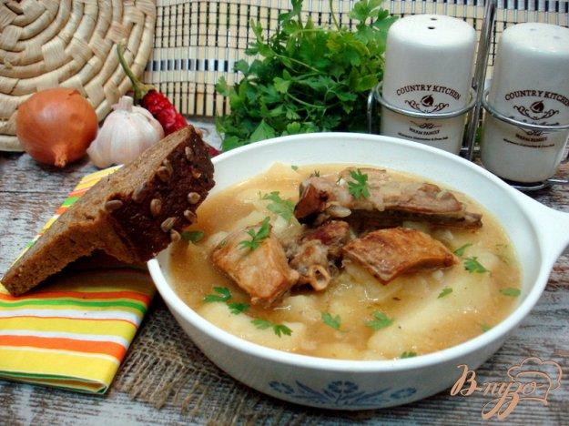 Рецепт Домашнее жаркое из телятины