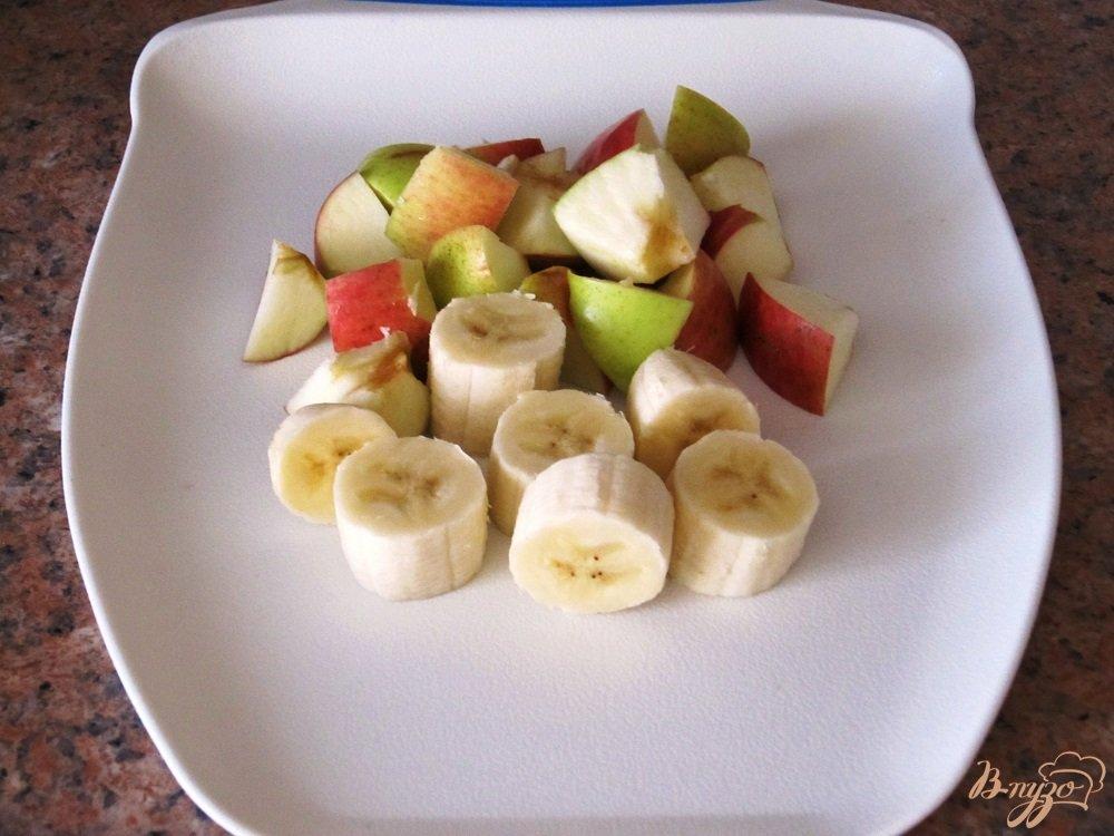 Фото приготовление рецепта: Пюре фруктовое шаг №2