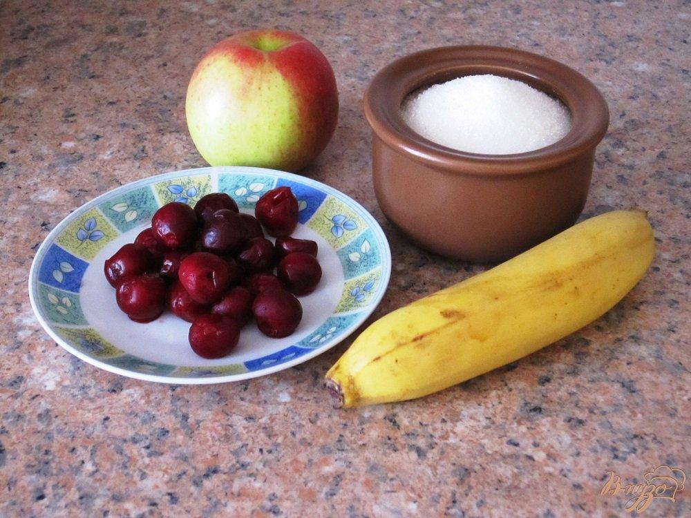 Фото приготовление рецепта: Пюре фруктовое шаг №1