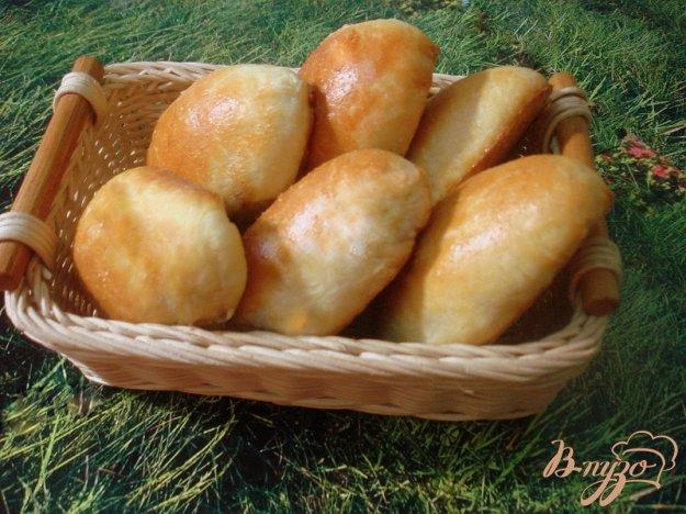 Рецепт Дрожжевые пирожки с сердцем