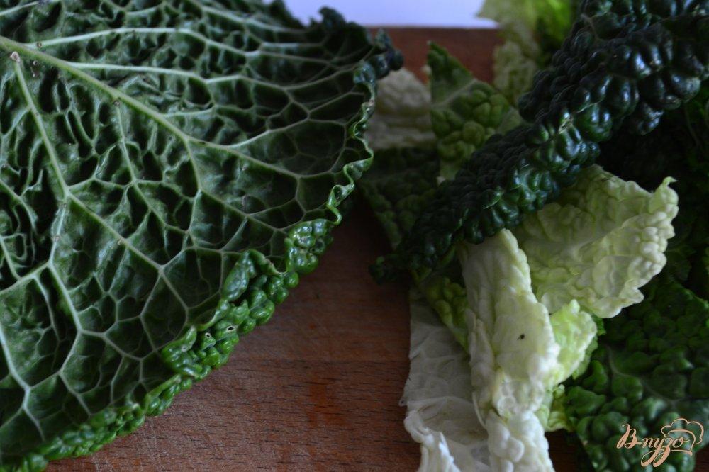 Фото приготовление рецепта: Овощной суп-пюре шаг №1