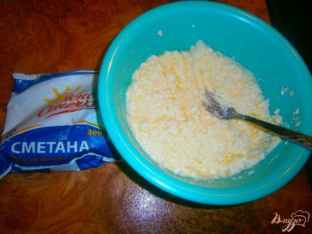 Фото приготовление рецепта: Хрустики творожные шаг №2