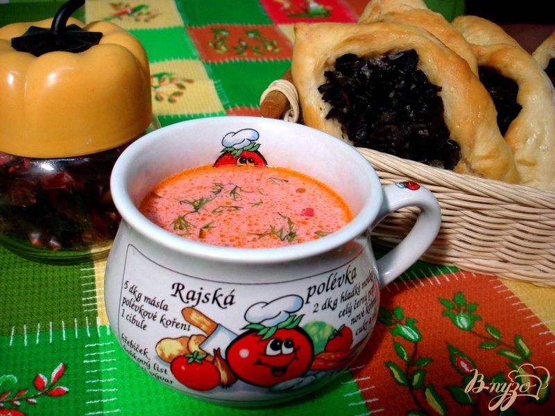 Фото приготовление рецепта: Борщ по-львовски шаг №7