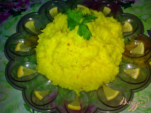 Рецепт Лимонный рис