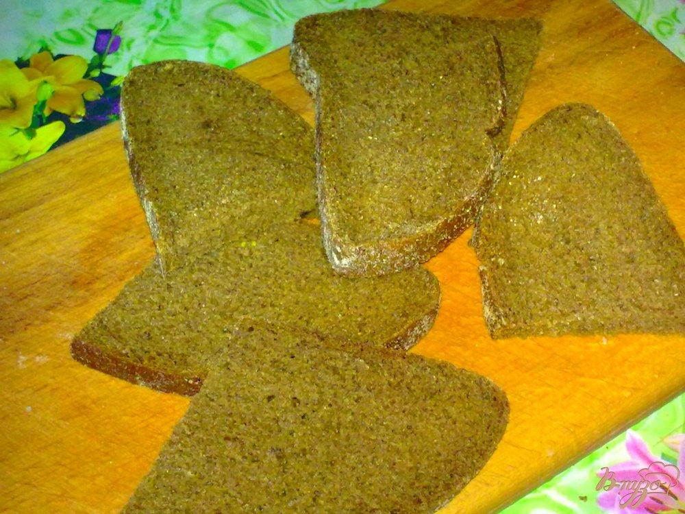Фото приготовление рецепта: Бутерброды горячие шаг №5