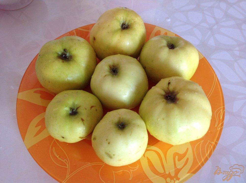 Фото приготовление рецепта: Печеные яблоки шаг №1