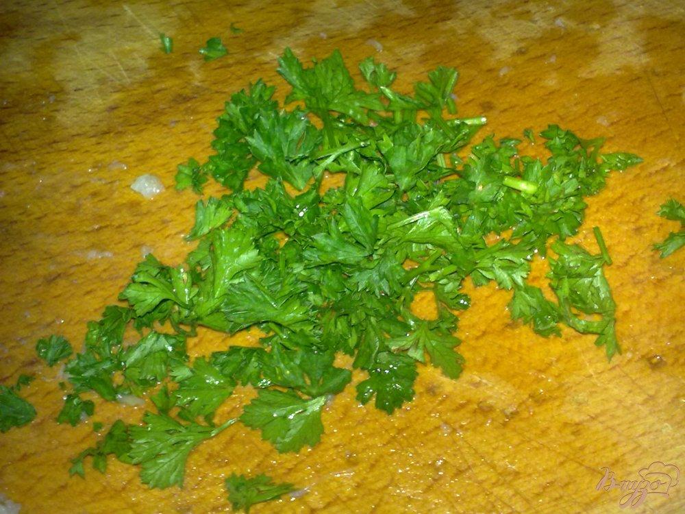 Фото приготовление рецепта: Салат с сельдью шаг №5