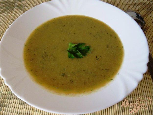 фото рецепта: Суп-пюре с говядиной
