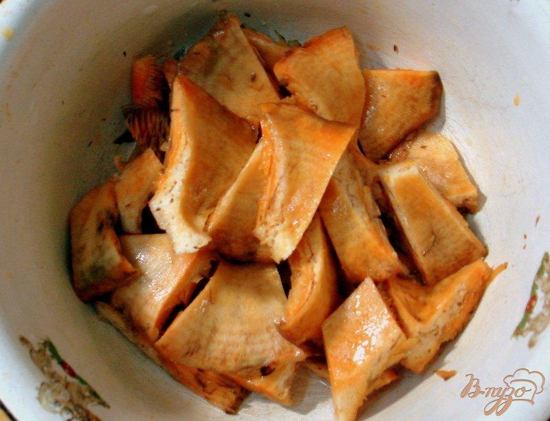 Фото приготовление рецепта: Суп из опят, рыжиков и цветной капусты шаг №1
